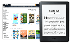 Our twelve best places to publish your ebooks in 2017 publishing your ebook through amazon fandeluxe Choice Image