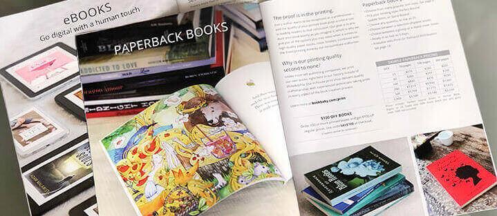 Catalogue BookBaby