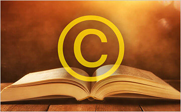 What is a book copyright?