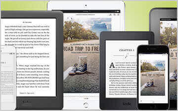 eBook Self-Publishing with Worldwide Distribution
