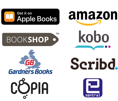 Sell your eBook on Amazon Kindle, Apple Books, Barnes & Noble's Nook, Kobo and more