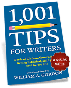 1,001 Tips for Writers