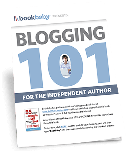 Blogging 101 - A guide to promoting your writing in the blogsphere.