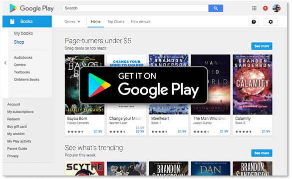 Publish on Google Play
