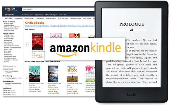 How to Publish on Kindle — Publish Your Book on Amazon's Kindle!