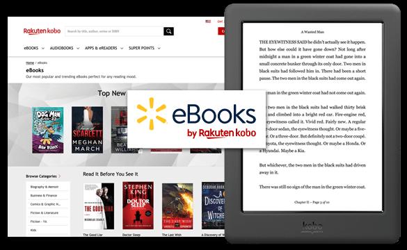 How to Publish on Kobo – Kobo eBook Publishing