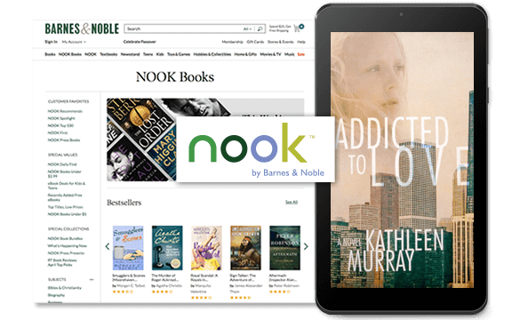 Publish on NOOK