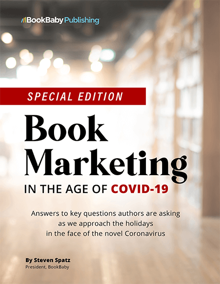 Book Marketing in the Age of COVID-19
